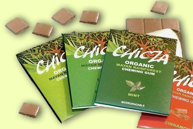 Натуральная жевательная резинка Chicza Chewing Gum