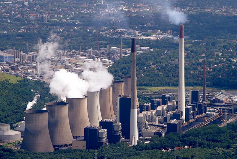 Угольные электростанции Великобритании
