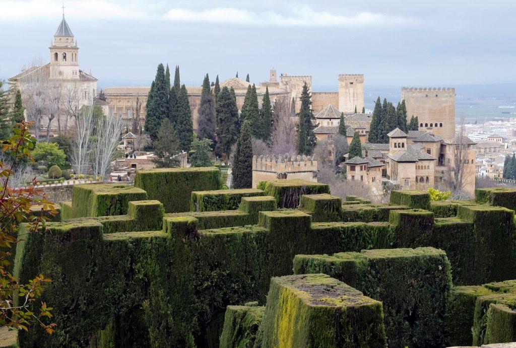 Кипарисовый дворик