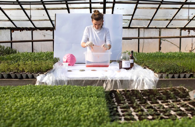 Роза Януш создала экологически чистую альтернативу пластиковой упаковке Scoby