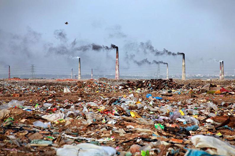 ecoizm.org тотальное загрязнение окружающей среды