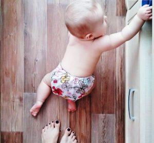 Многоразовые памперсы для детей