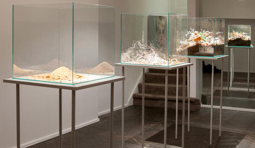 ecoizm Nuatan – новый биопластик на выставке в Лондоне