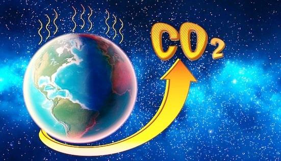 Углекислый газ в атмосфере