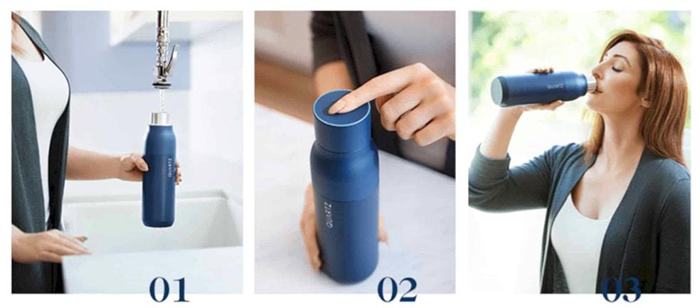 LARQ бутылка для воды с фильтром
