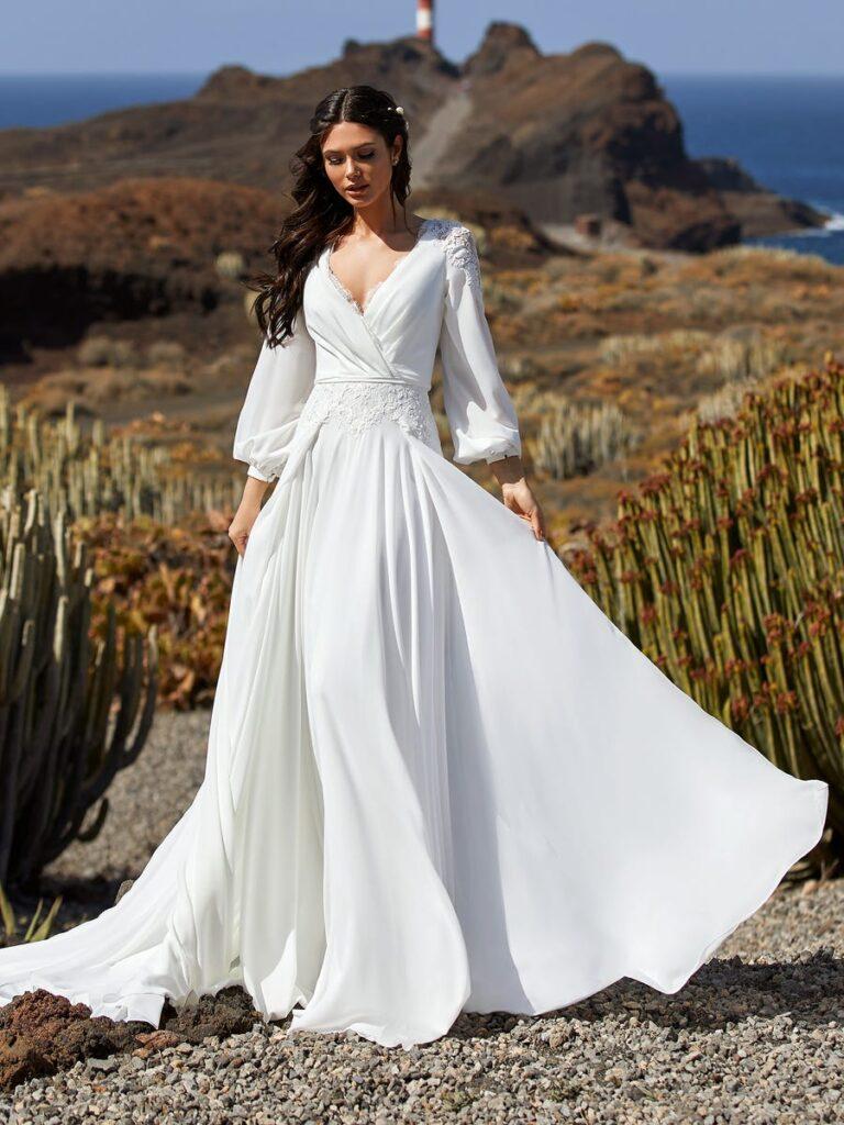 свадебная эко-мода